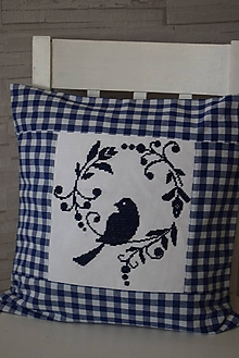 Úžitkový textil - POVLAK ...výšivka - 10898998_
