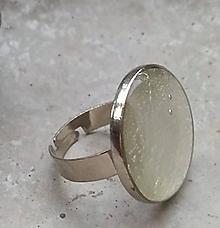 Prstene - prstienok striebro - 10898215_