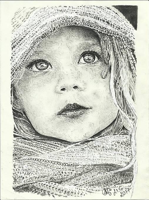Kresby/Portrét 2
