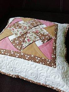 Úžitkový textil - Vankúš No. 20 - 10897916_