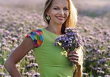 Tričká - Tričko Greenmozaic - 10898051_
