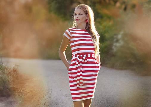 Vreckové šaty Clown - S/M