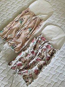Textil - Obliečka na klasickú zavinovačku/perinku - 10900003_