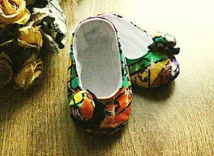Topánočky - Detské topánočky - 10898881_