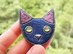 Odznaky/Brošne - Cat - 10897911_