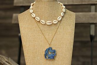 Náhrdelníky - Súprava náhrdelníkov - 10898150_