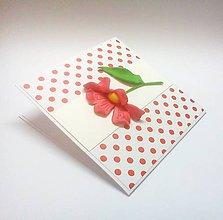 Papiernictvo - Pohľadnica ... samá bodka :) - 10901796_