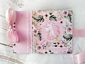 Papiernictvo - Dievčenský fotoalbum - 10902304_