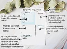Papiernictvo - Plánovače - denný, týždenný a mesačný (Náplň do diára) PDF - 10900858_