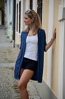 Mikiny - Letní cardigan ve dvou barvách - 10902909_