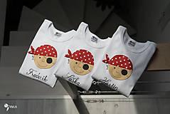Detské oblečenie - NÁPIS na body alebo tričko - 10902191_