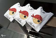 Detské oblečenie - NÁPIS na body alebo tričko - 10902198_
