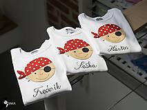 Detské oblečenie - NÁPIS na body alebo tričko - 10902199_