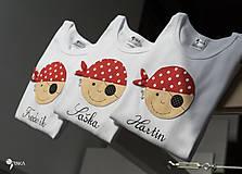 Detské oblečenie - NÁPIS na body alebo tričko - 10902200_