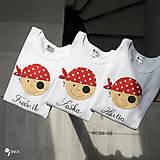 Detské oblečenie - NÁPIS na body alebo tričko - 10902204_