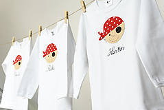 Detské oblečenie - NÁPIS na body alebo tričko - 10902205_