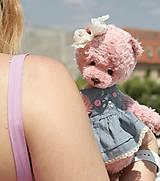 Hračky - Pužová medvedica - 10900542_