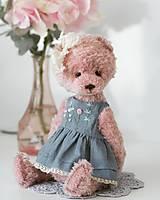 Hračky - Pužová medvedica - 10900543_