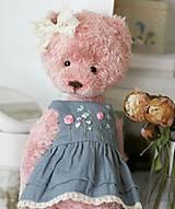 Hračky - Pužová medvedica - 10900544_