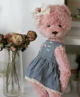 Hračky - Pužová medvedica - 10900546_