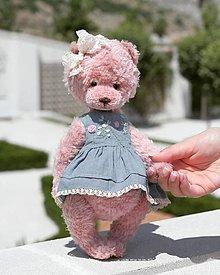 Hračky - Pužová medvedica - 10900545_