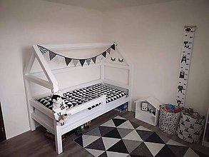 Nábytok - Detská posteľ - 10903537_