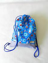 Detské tašky - Batoh Morské tajomstvá 3-6r. - 10900862_