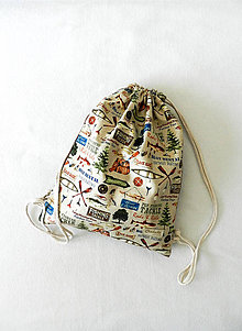 Detské tašky - Batoh Hurá na ryby 3-6r. - 10900832_