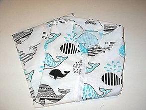 Textil - letný vak na spanie - 10903583_