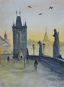 Obrazy - Praha - 10902327_