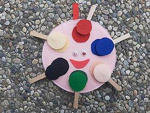 Hračky - Susugo Montessori kolotoč. - 10901879_