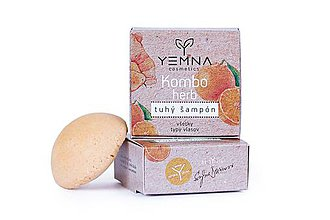 Drogéria - Kombo Herb-tuhý šampón - 10903179_