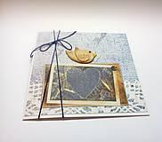 Papiernictvo - Pohľadnica ... zabudnuté tenisky - 10905626_