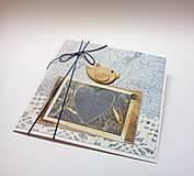 Papiernictvo - Pohľadnica ... zabudnuté tenisky - 10905627_