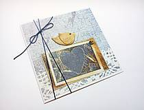 Papiernictvo - Pohľadnica ... zabudnuté tenisky - 10905634_