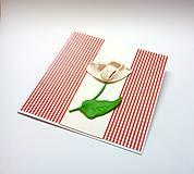 Papiernictvo - Pohľadnica ... samé pásiky :) - 10905654_