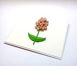 Papiernictvo - Pohľadnica ... kytička II - 10905721_
