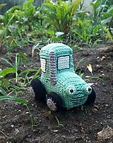 Hračky - Traktor - 10903950_