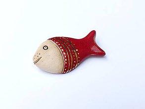 Odznaky/Brošne - rybička - 10905806_