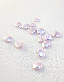 Korálky - Perleťové korálky/ 1 ks - 10903806_