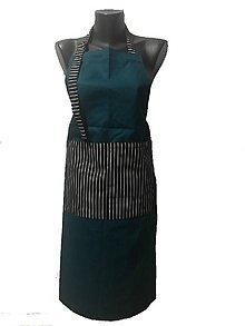 Iné oblečenie - Kuchárska alebo čašnícka zásterka - 10905833_