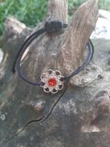 Náramky - Náramok kvetninka 1 - 10904589_