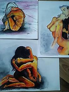 Obrazy - Couples love - 10905892_