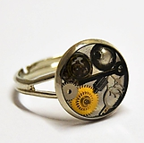 Prstene - Prsteň 1,3 cm - 10903783_