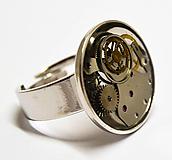 Prstene - Prsteň rhodiovaný - 10903792_