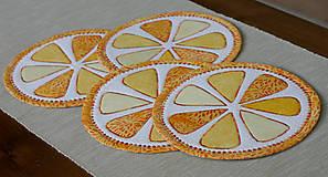 Úžitkový textil - prestierania