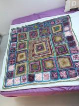 Úžitkový textil - Nohami v zemi,hlavou v nebi a s láskou v duši - 10903981_