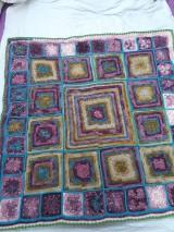 Úžitkový textil - Nohami v zemi,hlavou v nebi a s láskou v duši - 10903983_