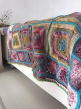 Úžitkový textil - Nohami v zemi,hlavou v nebi a s láskou v duši - 10903987_