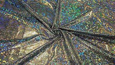 Textil - Šatovka - Disko - cena za 10 centimetrov (Pestrofarebná) - 10906952_